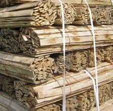 Riven Chestnut Laths must be ordered not available click to buy