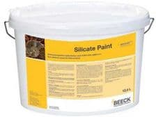 Beeckosil Silicate Paint 12.5 Litres colours 2