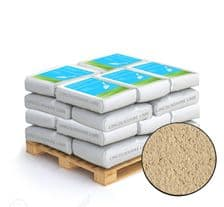 Lime Green Buff Coloured Natural Hydraulic Lime Mortar NHL 3.5 20 X 25KG