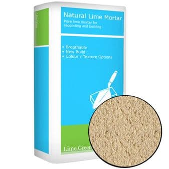 Hydraulic Lime Mortar | Lincolnshire Lime