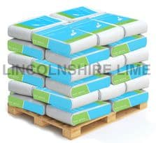 Lime Green Coloured Natural Hydraulic Lime Mortar NHL 3.5 1 Ton