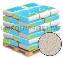 Lime Green Lime Mortar NHL 3.5 Pallet of 40 Bags (1 Ton)