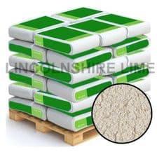 Lime Green Lime Mortar NHL 5 Pallet of 40 Bags (1 Ton)