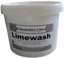 Lime Wash