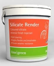 Silicate Mineral Finish Render