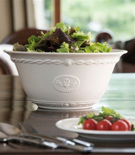 "Belleek Claddagh 10.5"" Serving Bowl"