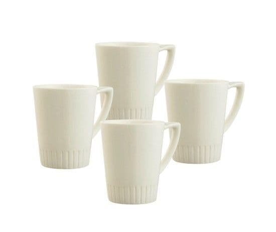 Belleek Living Atlantic Mugs (Set of 4)