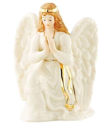 Belleek Nativity Angel Figurine