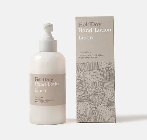 Field Day Linen Hand and Body Lotion