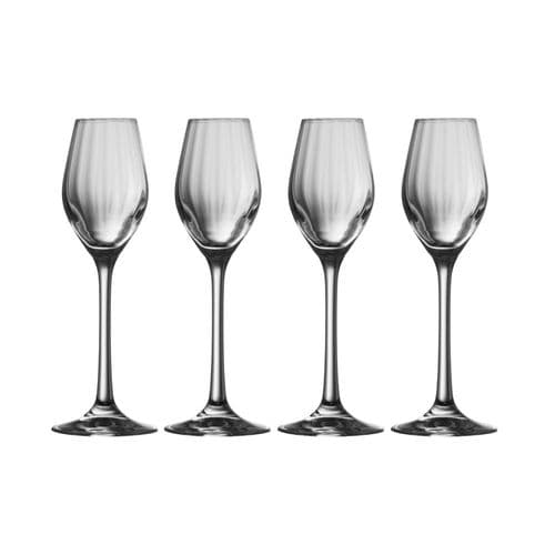 Galway Crystal Erne Sherry Glasses Set