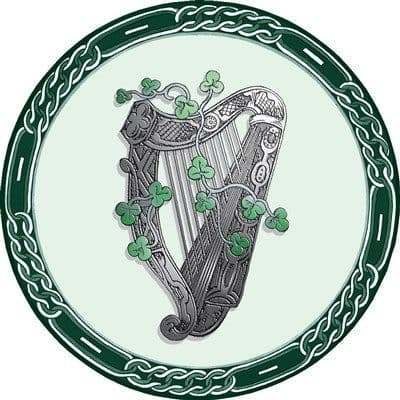 Irish Celtic Coasters & Place Mats