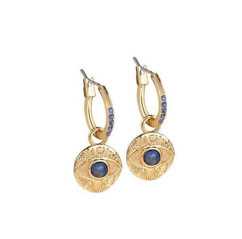 Newbridge All Seeing Evil Eye Earrings