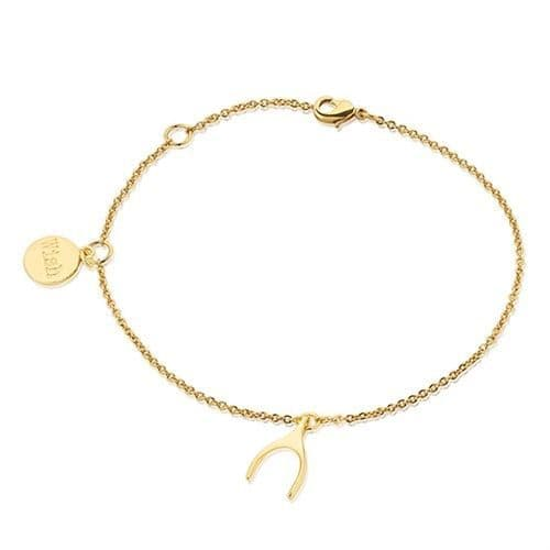 Newbridge Bracelet With Wishbone