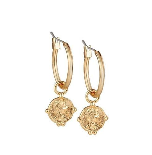 Newbridge Sappho Small Coin Earrings