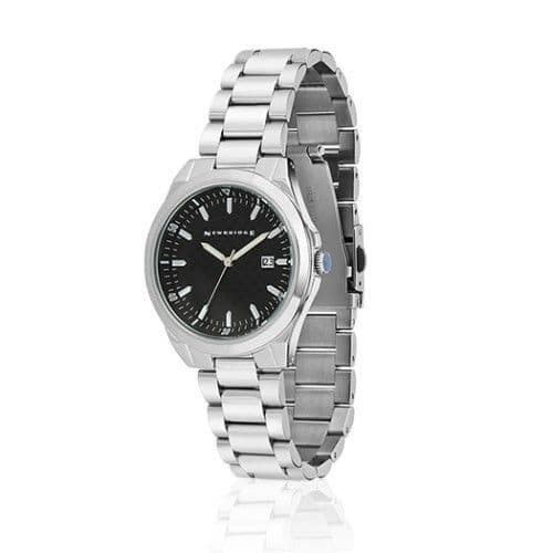 Newbridge Silverware Gents Watch With Stainless Steel Strap