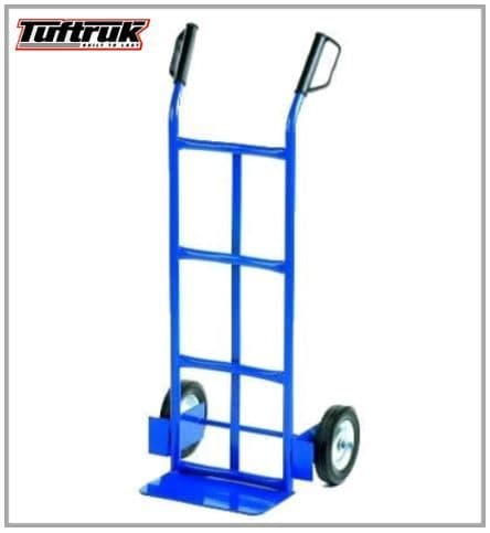 120kg Sack Truck  - Solid Rubber Tyres