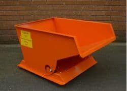 Small Tipping Skips - 0.10 m³ - Mini Skips for Sale