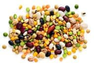 Beans Mixed Colours 20 Organic Seeds - 6 Varieties,different colours,tastes