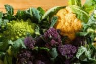 Colourful Broccoli 50 Seeds - 4 varieties,mixed colours, ORGANIC