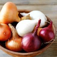 Onion Mixed Colours 100 Seeds, Mixed colours&sizes,many varieties ORGANIC