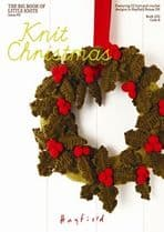 a). Hayfield Book 433 - Knit Christmas - Hayfield Bonus DK - Special Price £3.99