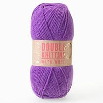 Hayfield Double Knit with Wool 100g - RRP £3.50 OUR PRICE £1.99