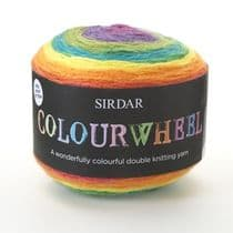 Sirdar Colourwheel DK 150g - RRP £11.08 - OUR CLEARANCE PRICE £3.75