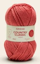 Sirdar Country Classic Worsted 100g - 655 Dusky Rose
