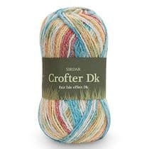 Sirdar Crofter Double Knit 50g - RRP £3.97 OUR PRICE from £1.99