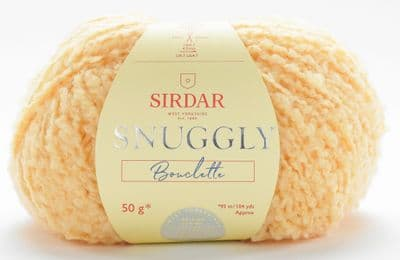 Sirdar Snuggly Bouclette 50g - 131  - CLEARANCE PRICE - £2.50