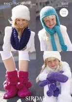 Super Chunky Accessories Knitting Patterns