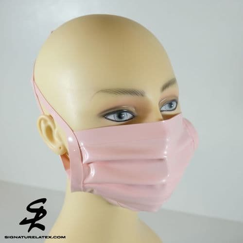 Surgical Mask in Light Pink (E)