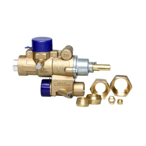 23`S Gas Safety Valve (CE Approved)