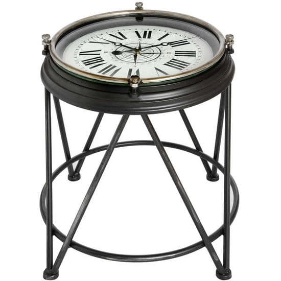 Clock Tables & Hatstand Clocks