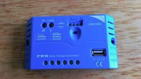 10 A Solar Charge Controller with USB output